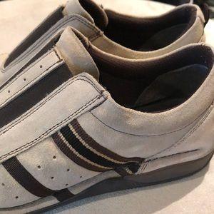 ALDO Suede Slip-on Sneakers